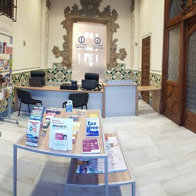 oficina turismo Ayuntamiento de Valencia