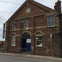 Drill Hall Antiques Centre