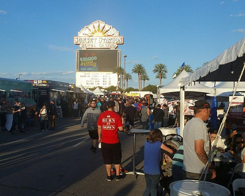 The Great American Foodie Fest in Las Vegas