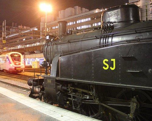 SJ 1961 At Stockholm Central