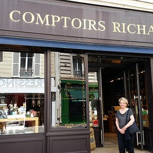 Richard Comptoirs, Paris, France