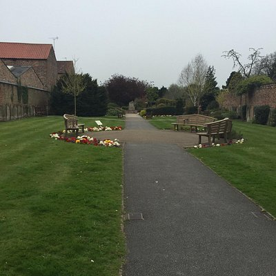Coronation garden