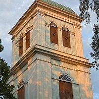 Церковь Кюми
