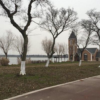 金仓湖公园