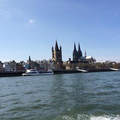 Das Revier, die Kulisse Kölns