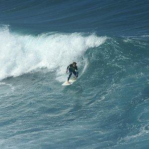 Surf, Punta del Hidalgo, Tenerife