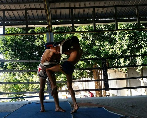 May 2016, best Gym on Koh Samui. Very friendly coaches. Big improvement on my technique