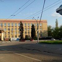 Здание ВГУ