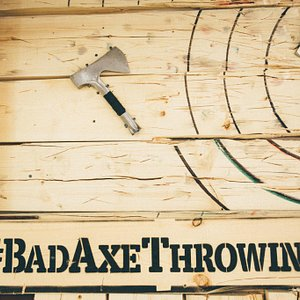 Targets and Axe Throwing Things.