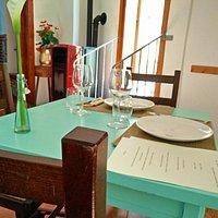 Un luogo di pace relax e ottima cucina!