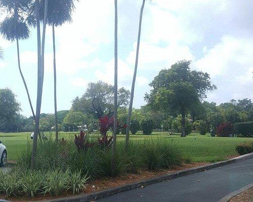 Granada Golf Course Bike Path
