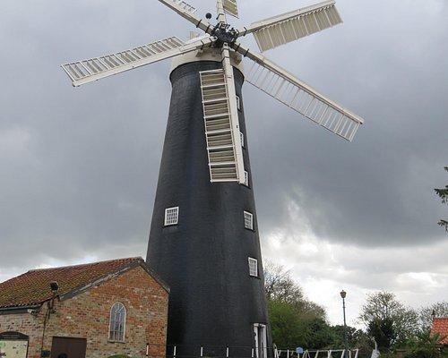 Waltham Windmill looking elegant