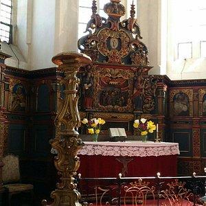 Gavnø Klosterkirke