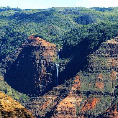 Waipoo Waterfall.