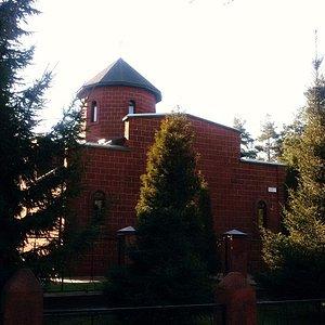 Церковь Сурб Мариам Аствацацин