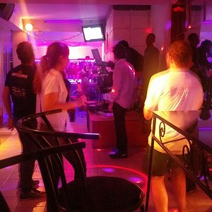 cotton club gisenyi, probably the most attractive, by night! karaoke, jazz, rumba n live salsa