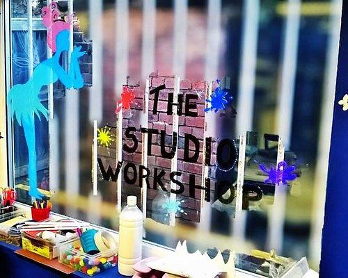 workshop area