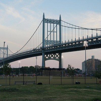 Мост Роберта Кеннеди (остров Рэндоллс)