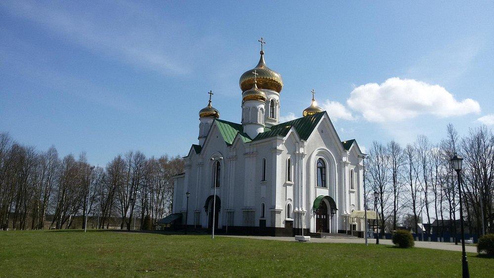 Храм в Невской Дубровке