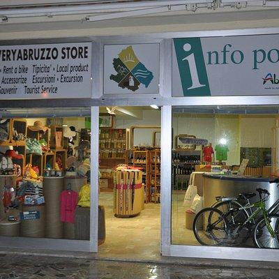 Ingresso discovery abruzzo store