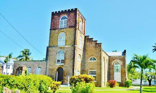 石造りの教会