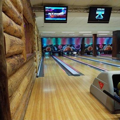 piste bowling