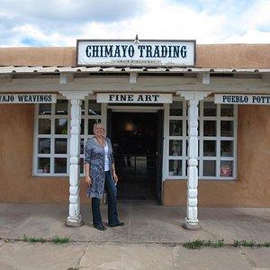 Chimayo Trading Del Norte Gallery