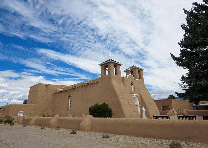 Views of church.