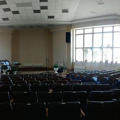 Богослужебный зал