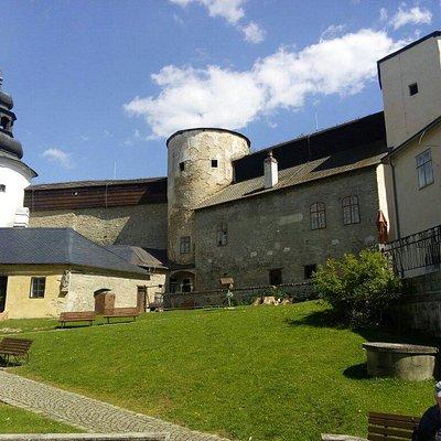 Castle Usov