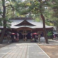 駒形神社本殿
