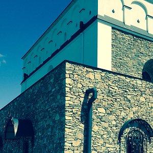 Сатановского синагога