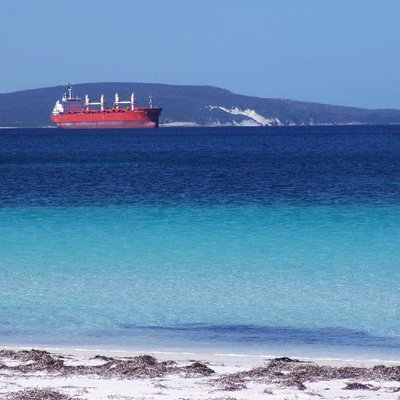 Ships are common in King George Sound