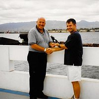 USS Utah Ford Island - Receiving Navy Seal Command Coin