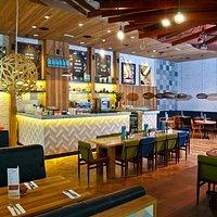 Giraffe Yas Mall