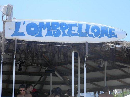 """Lido """"L'Ombrelone"""""""