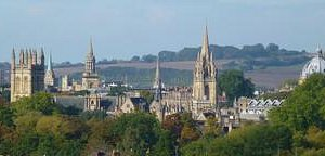 Come explore The Dreaming Spires of Oxford