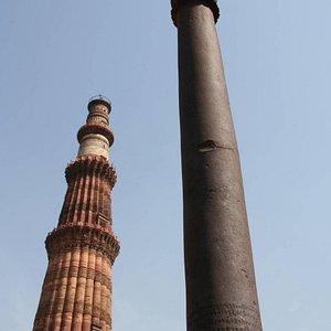 Iron Pillar of Delhi