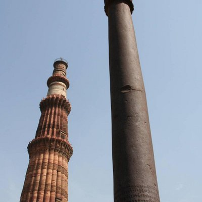 Iron Pillar of Delhi