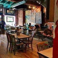 Dock Street Oyster Bar, Wilmington, NC