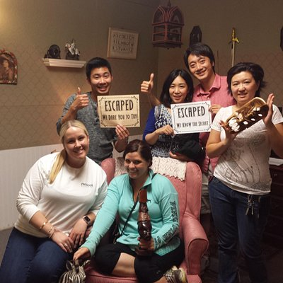 2nd fastest escape! Well done.