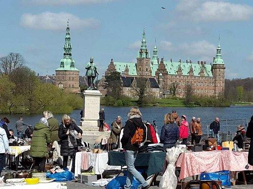 Hillerød Loppemarked hver søndag fra 1/5 til 11/9 kl. 9-14