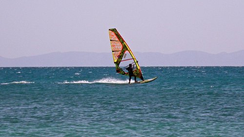 Great windsurfing conditions!!!