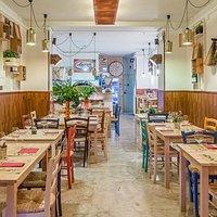L'anciova Ristorante Pizzeria Palermo