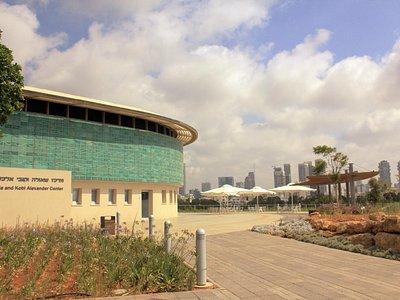 view of Tel Aviv city