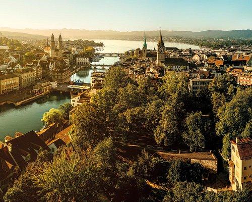 Visit Zürich. Discover Switzerland.