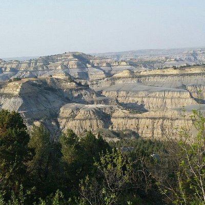 Caprock-Coulee Trail