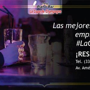 Piano Bar Guadalajara #LaCopaGDL