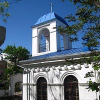Храм Введения Пресвятой Богородицы во храм