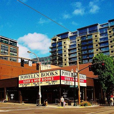Powell's Books Downtown Portland